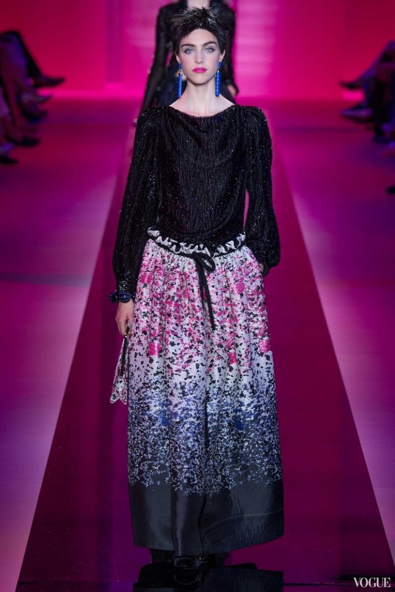 Armani Priv? Couture осень-зима 2015/2016 #44