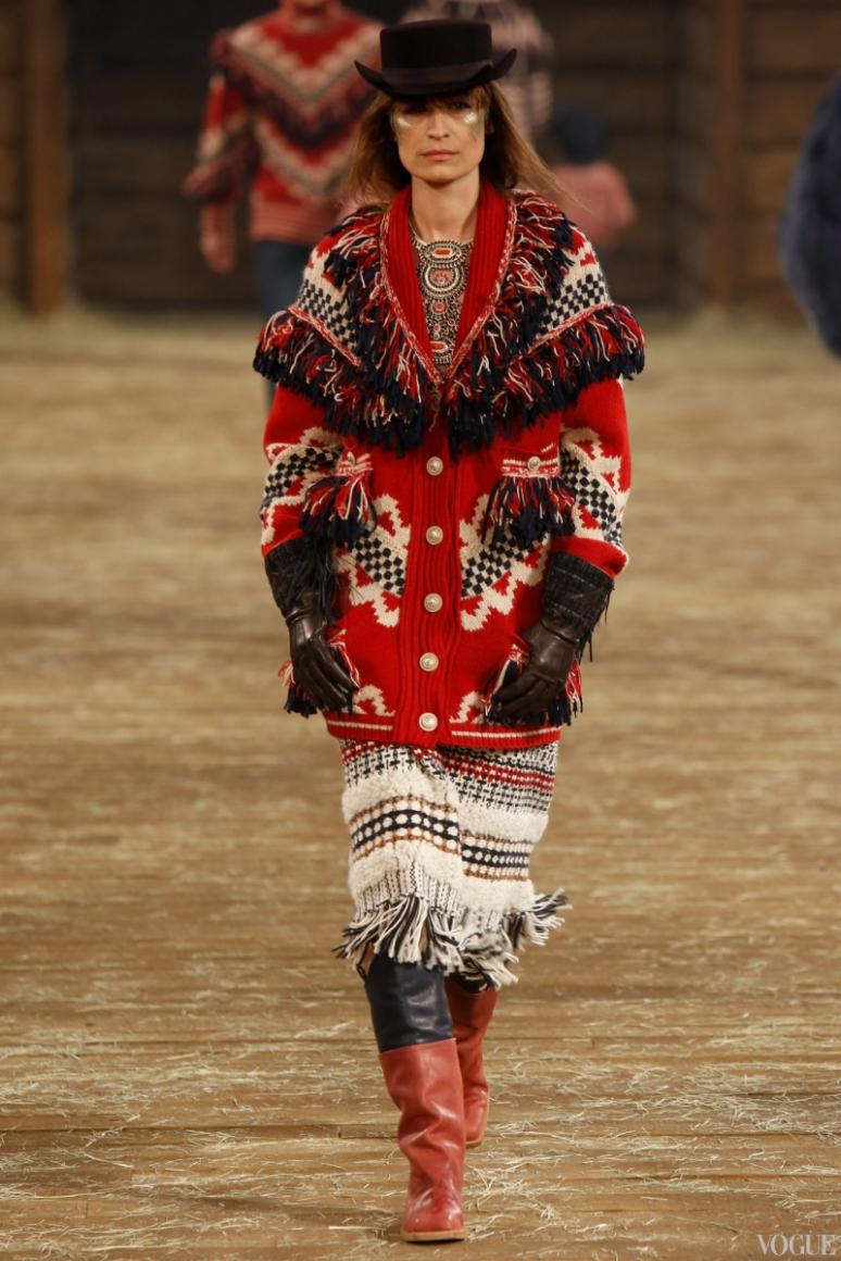 Chanel Couture весна-лето 2013 #58