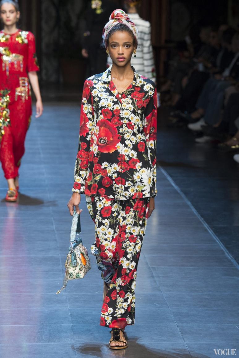 Dolce & Gabbana весна-лето 2016 #41
