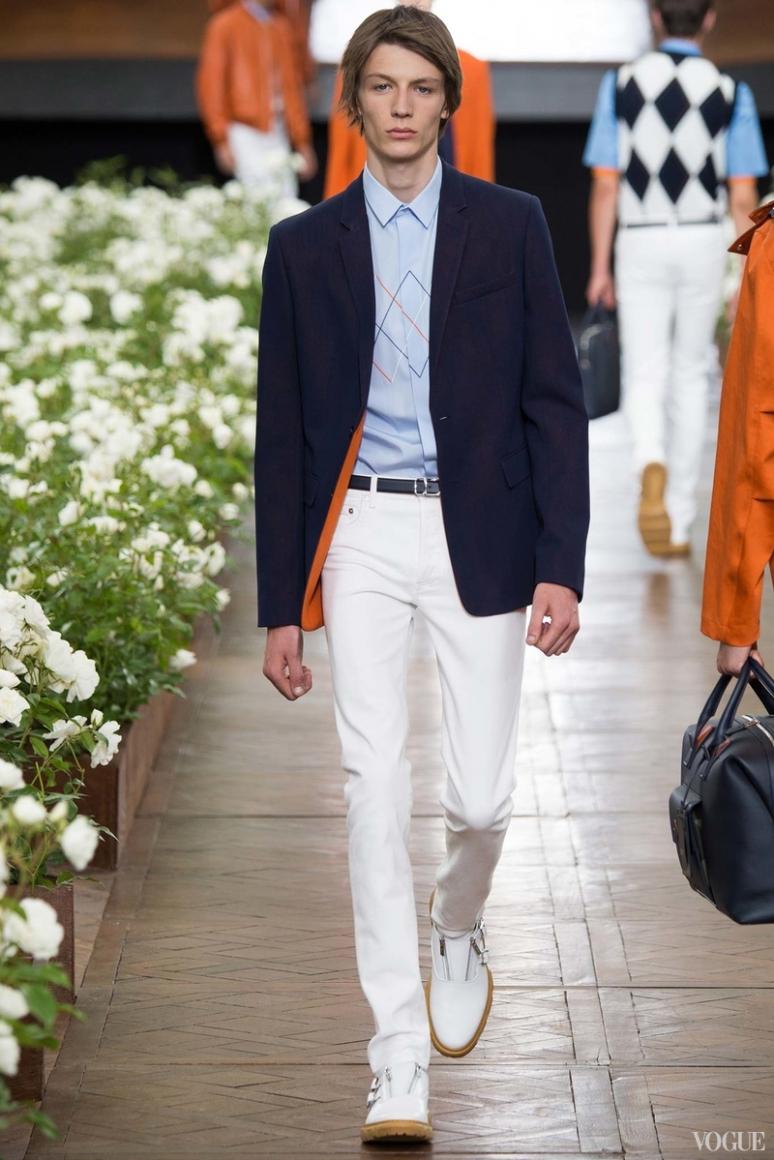 Dior Homme Menswear весна-лето 2016 #10