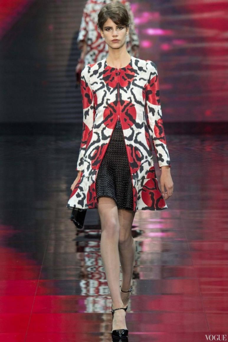 Armani Priv? Couture осень-зима 2014/2015 #39
