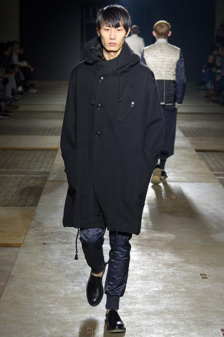 Dries van Noten Menswear осень-зима 2015/2016 #8