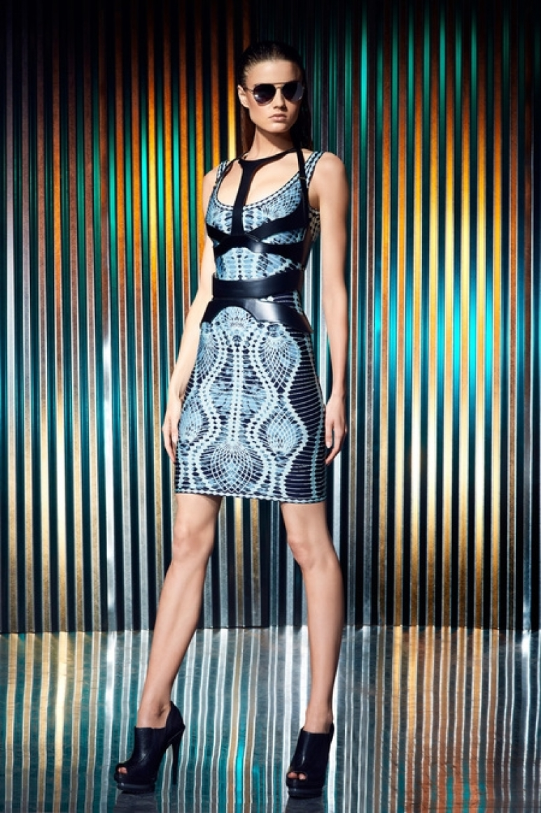 Herve Leger by Max Azria Resort 2014 #19
