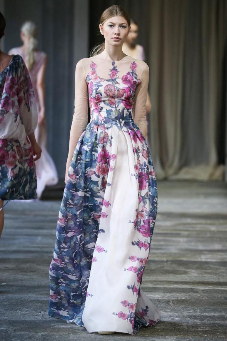 Luisa Beccaria весна-лето 2015 #18