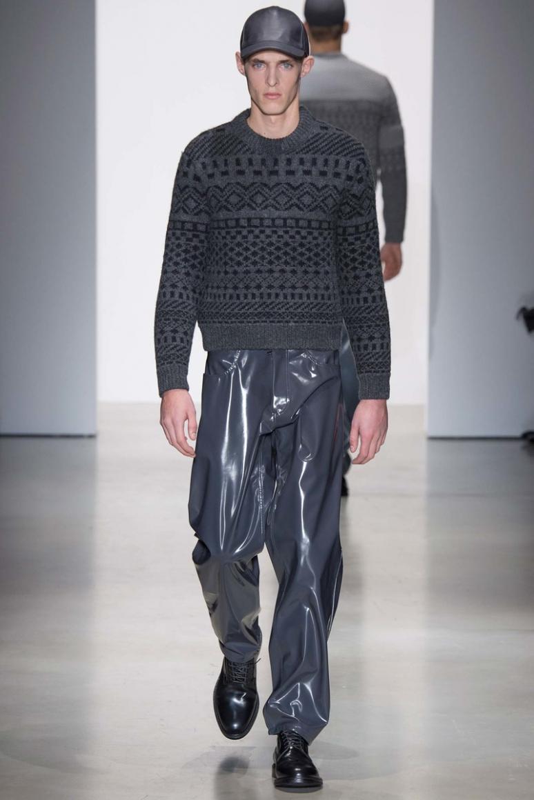 Calvin Klein Menswear осень-зима 2015/2016 #17
