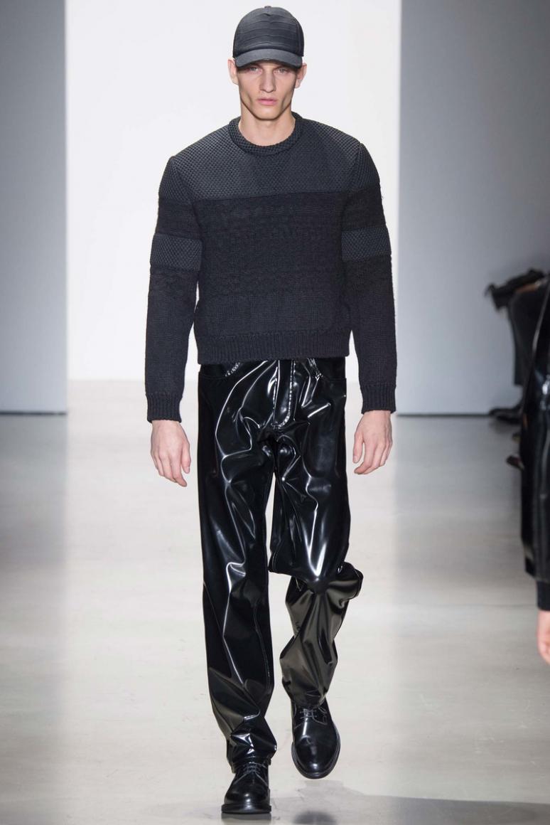 Calvin Klein Menswear осень-зима 2015/2016 #20