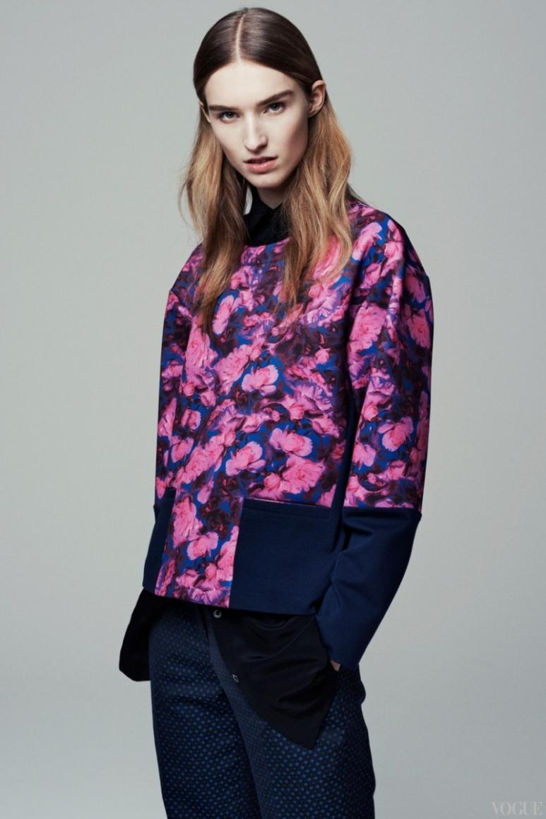 Thakoon Addition Couture весна-лето 2013 #26