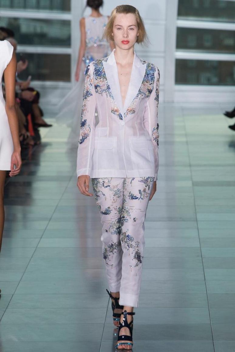Antonio Berardi весна-лето 2015 #2