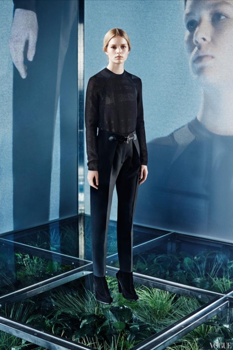 Balenciaga Couture весна-лето 2013 #12