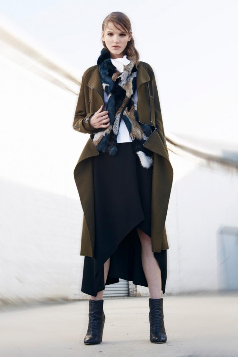 BCBG Max Azria Couture весна-лето 2013 #21