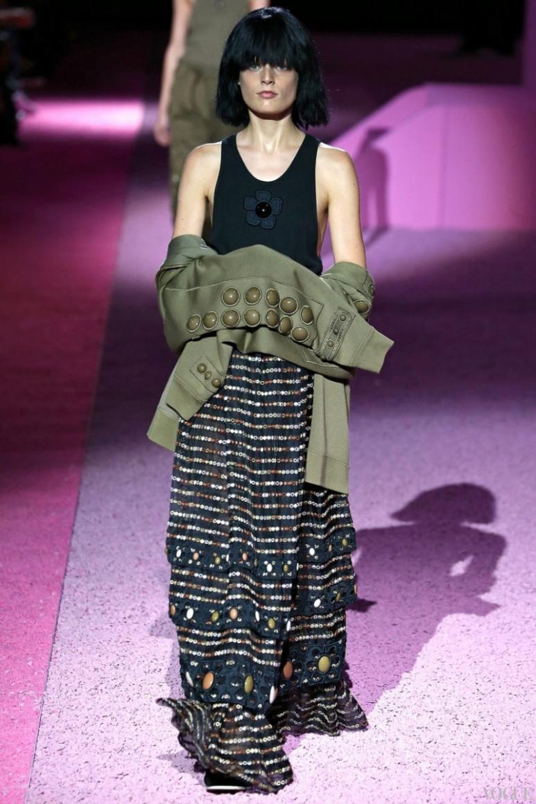 Marc Jacobs весна-лето 2015 #21