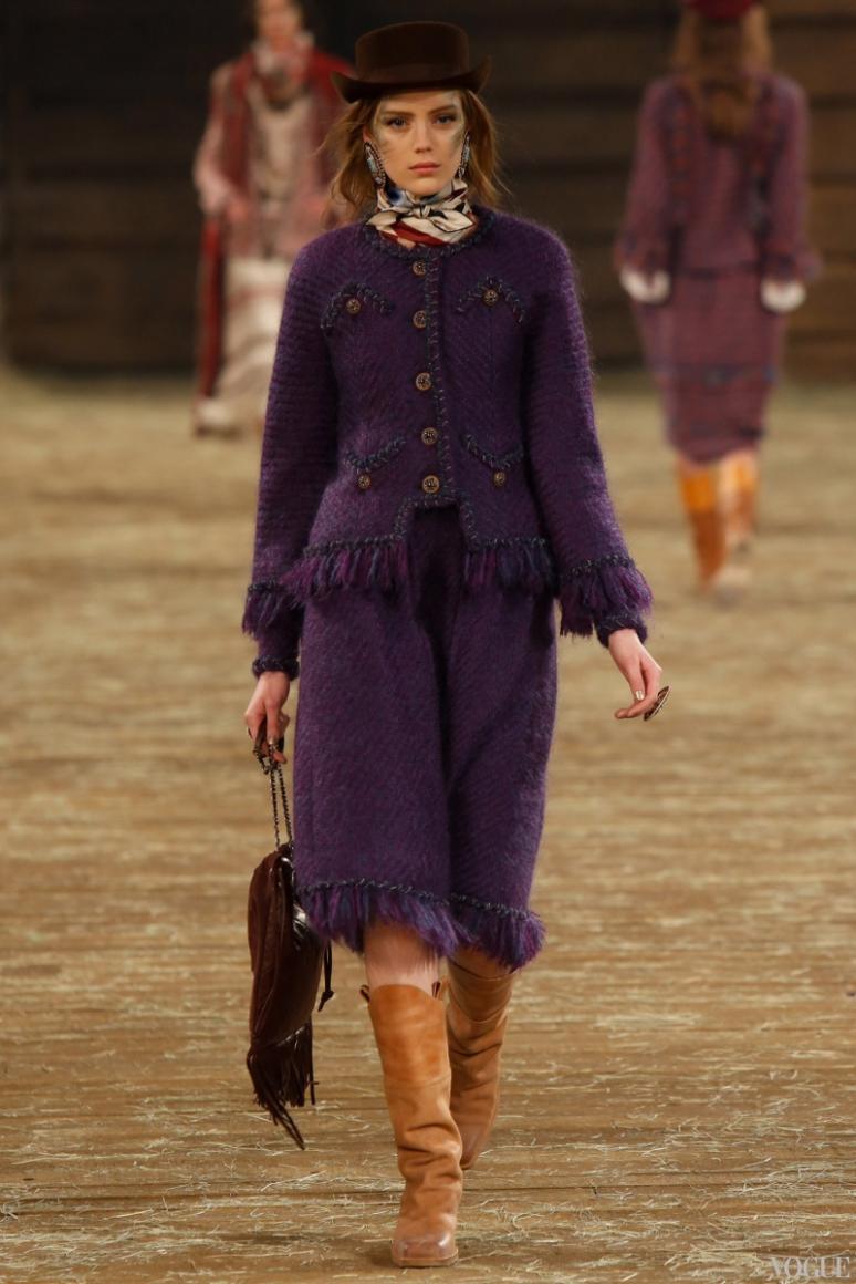 Chanel Couture весна-лето 2013 #70