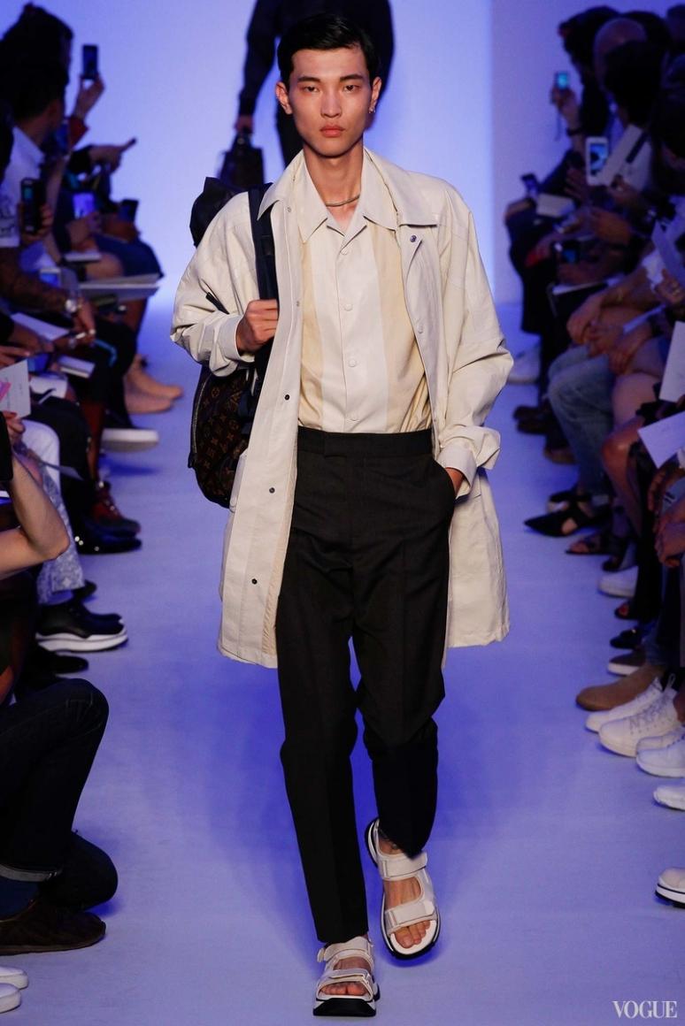 Louis Vuitton Menswear весна-лето 2016 #14