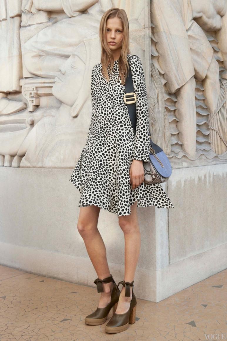 Chloe Couture весна-лето 2013 #12
