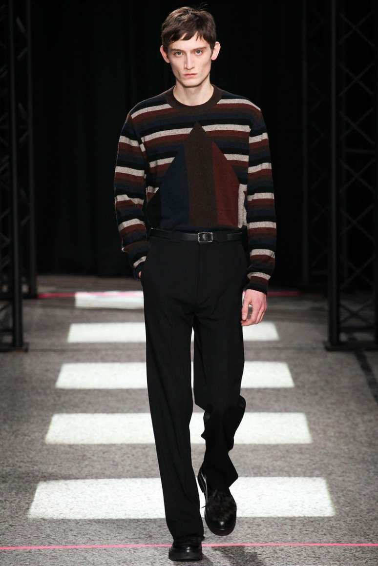 Paul Smith Menswear осень-зима 2015/2016 #12