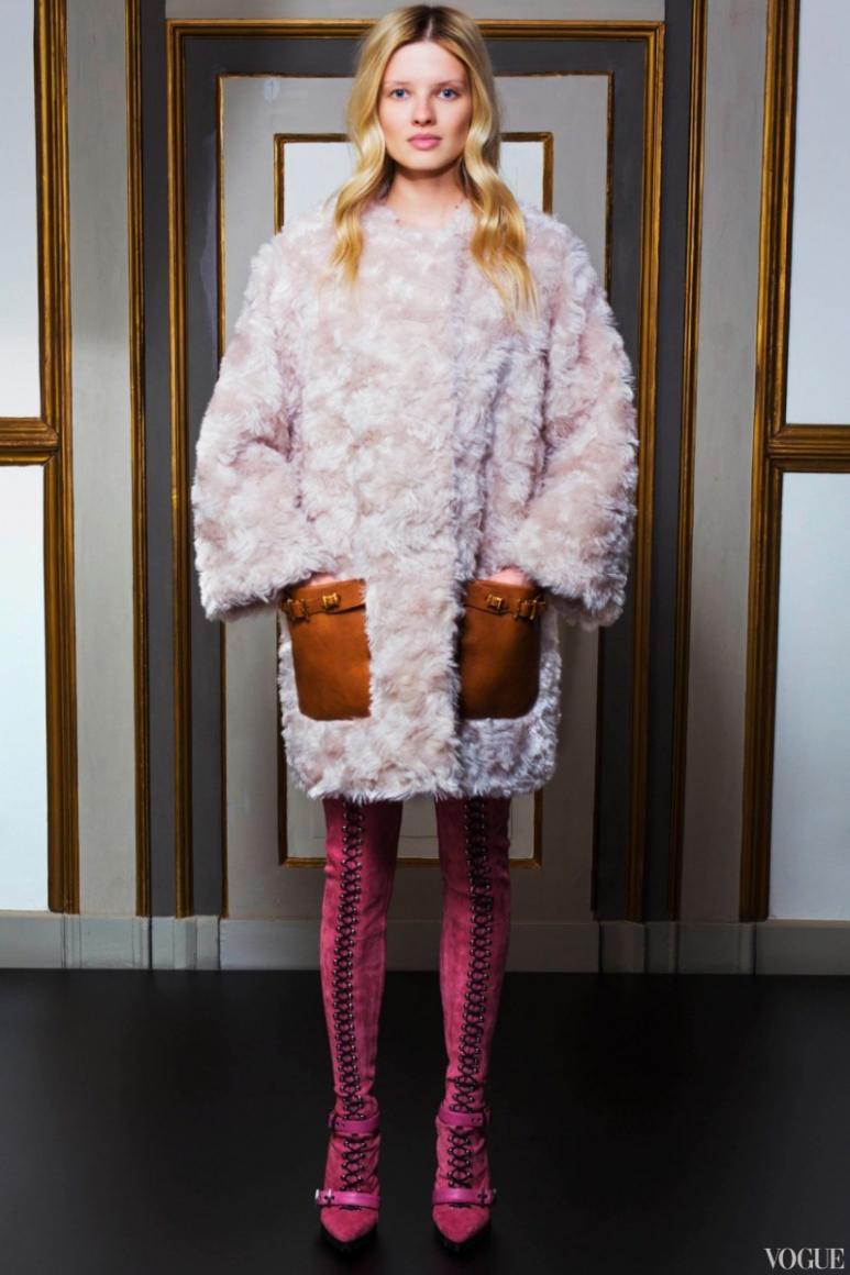 Emilio Pucci Couture весна-лето 2013 #31