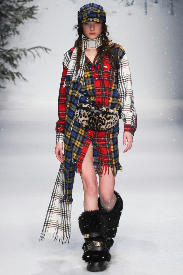 Moschino Menswear осень-зима 2015/2016 #16