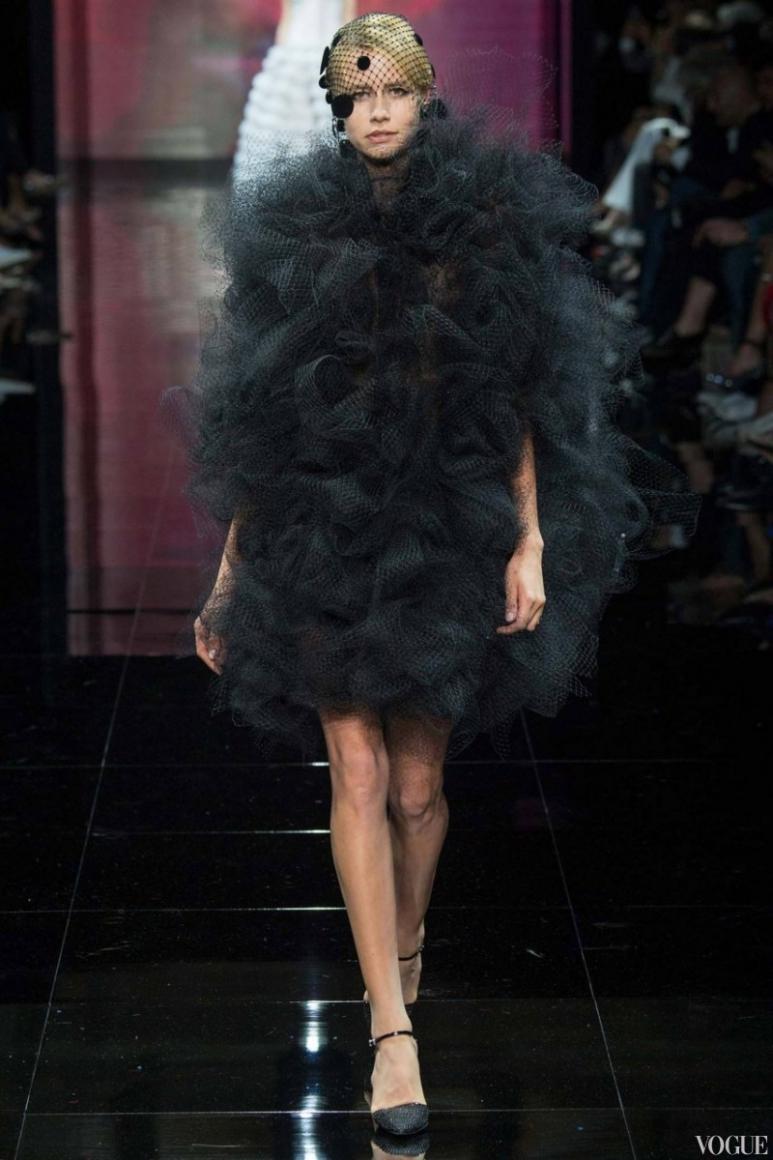 Armani Priv? Couture осень-зима 2014/2015 #16