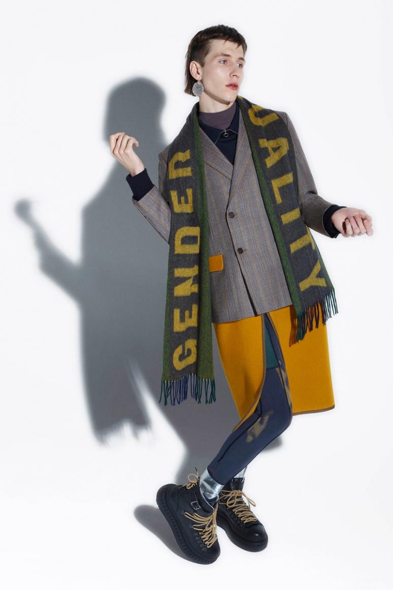 Acne Menswear осень-зима 2015/2016 #15
