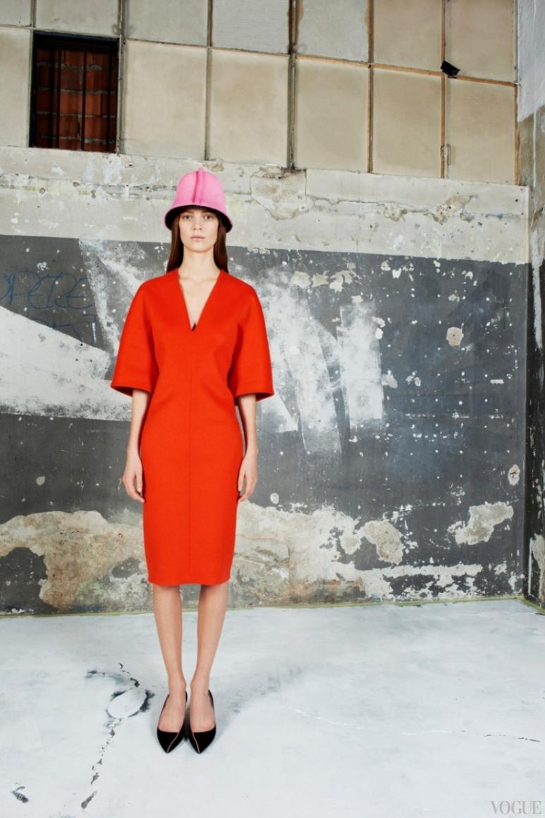 Vionnet Couture весна-лето 2013 #36