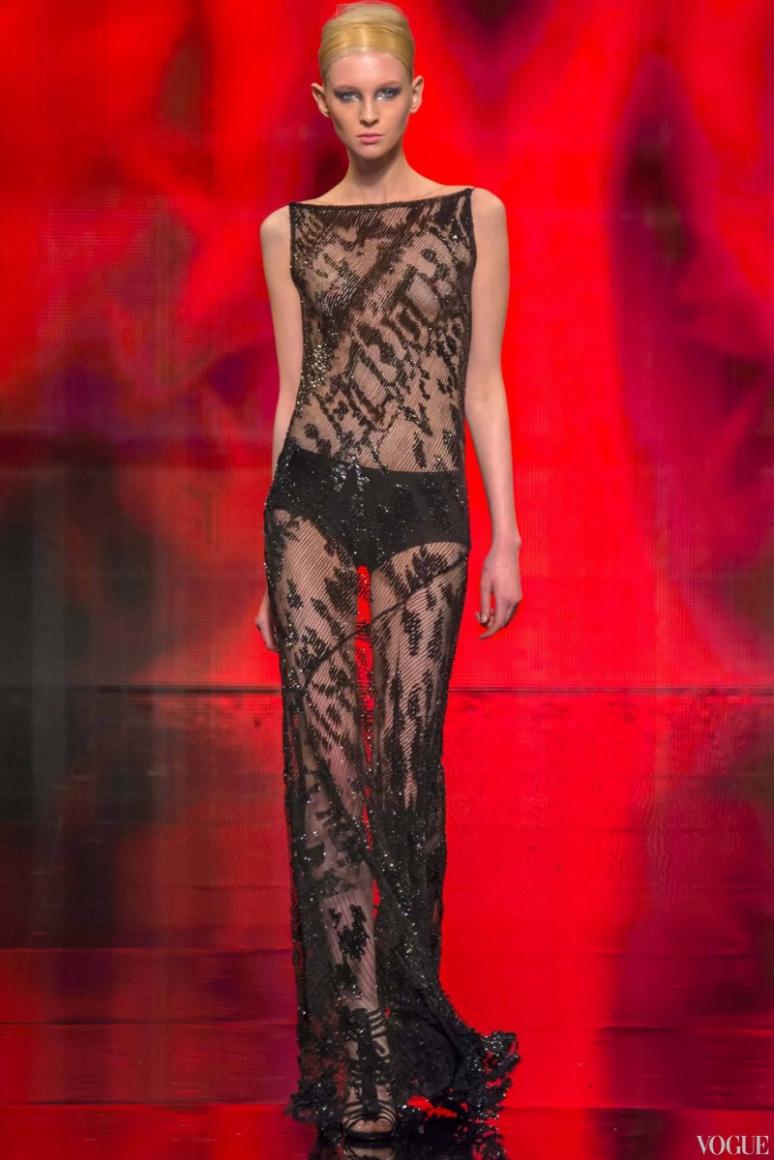 Donna Karan осень-зима 2014/2015 #5
