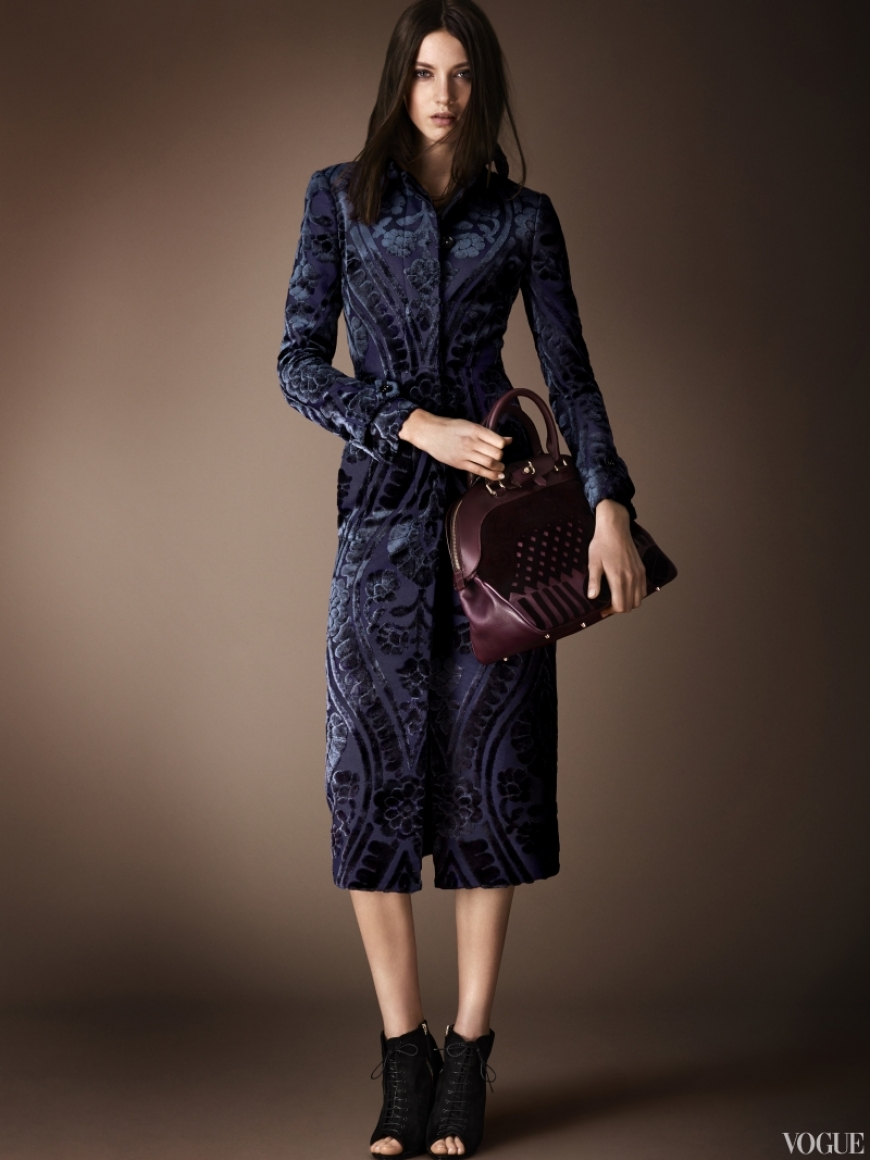 Burberry Prorsum Couture весна-лето 2013 #20