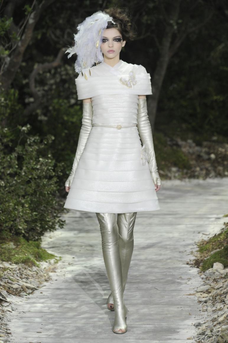 Chanel Couture весна-лето 2013 #27