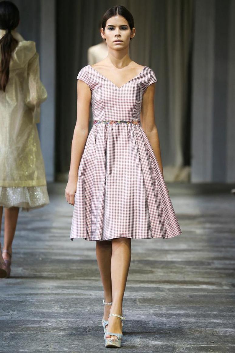 Luisa Beccaria весна-лето 2015 #13