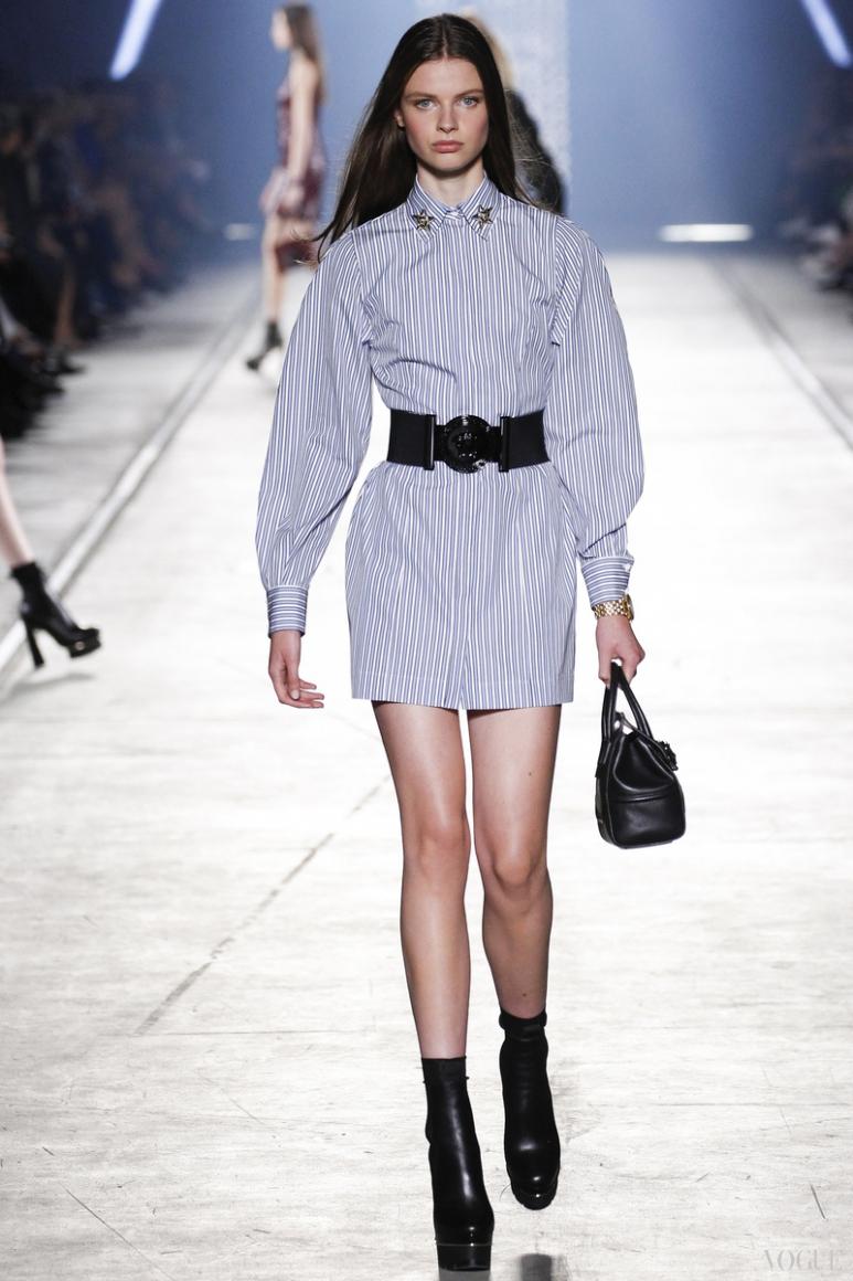 Versace весна-лето 2016 #30