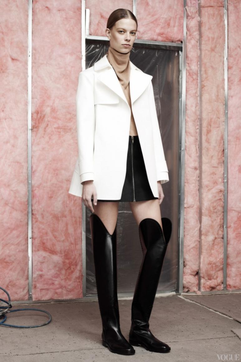Alexander Wang Couture весна-лето 2013 #9