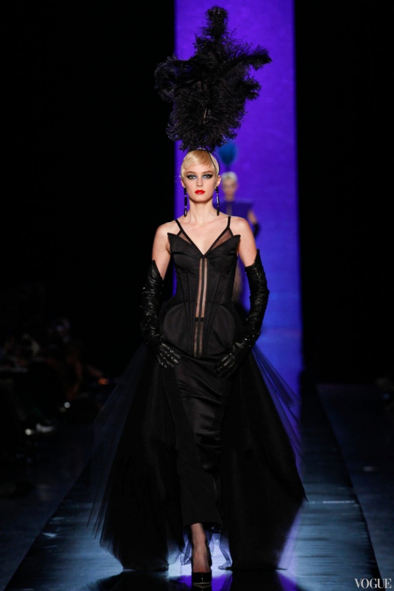 Jean Paul Gaultier Couture весна-лето 2014 #20
