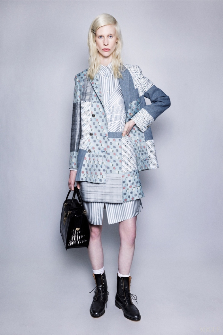 Thom Browne Resort 2016 #17
