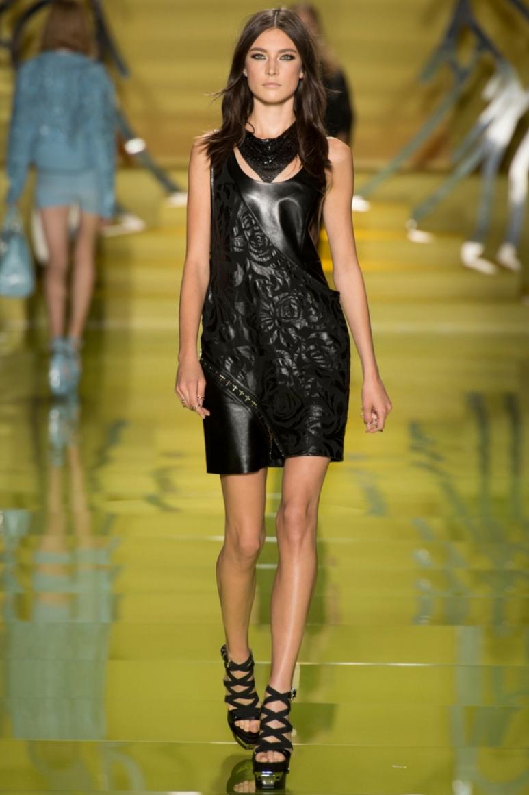 Versace весна-лето 2014 #16