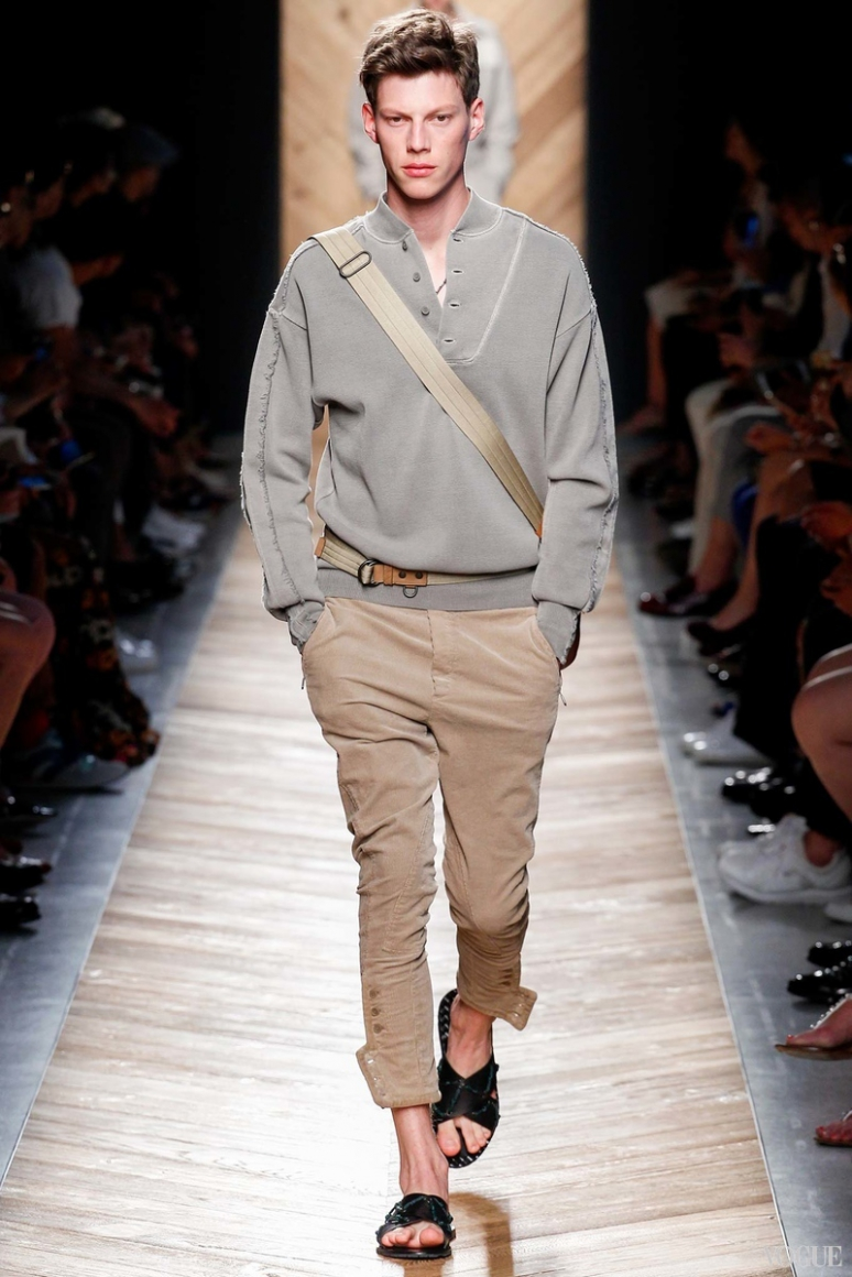 Bottega Veneta Menswear весна-лето 2016 #10