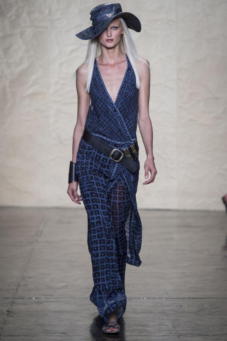 Donna Karan весна-лето 2014 #30