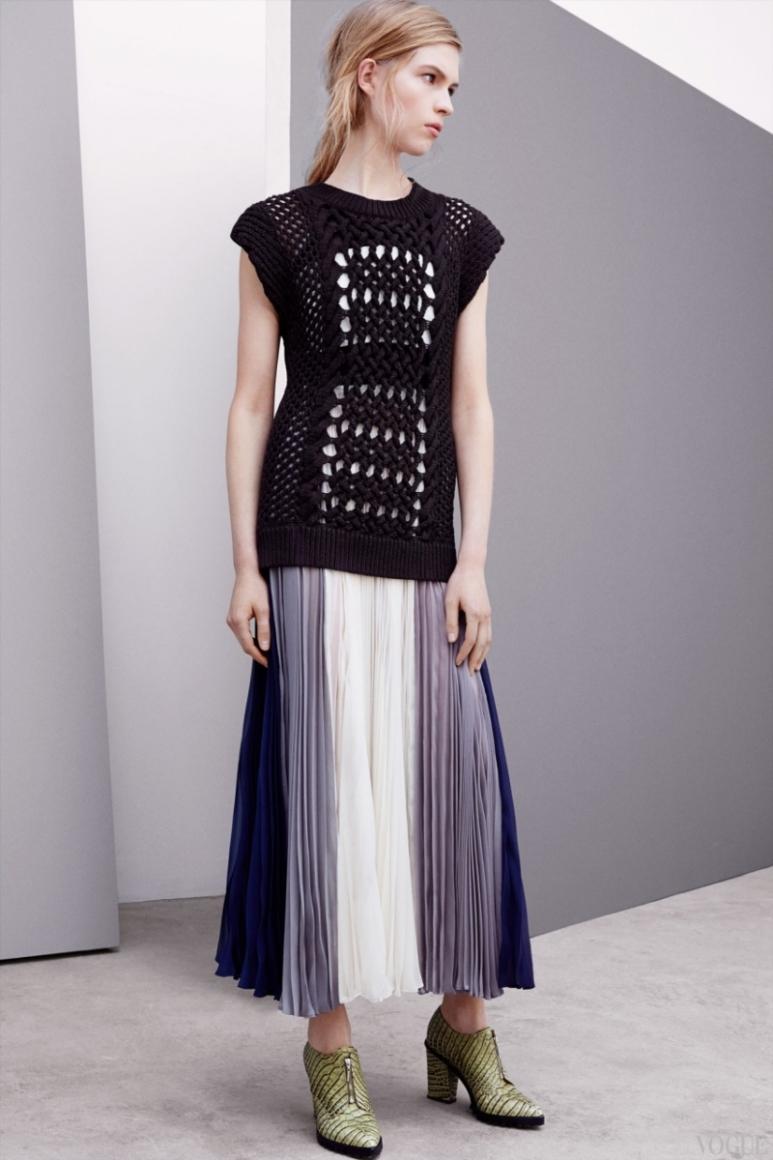 Rebecca Taylor Couture весна-лето 2013 #3