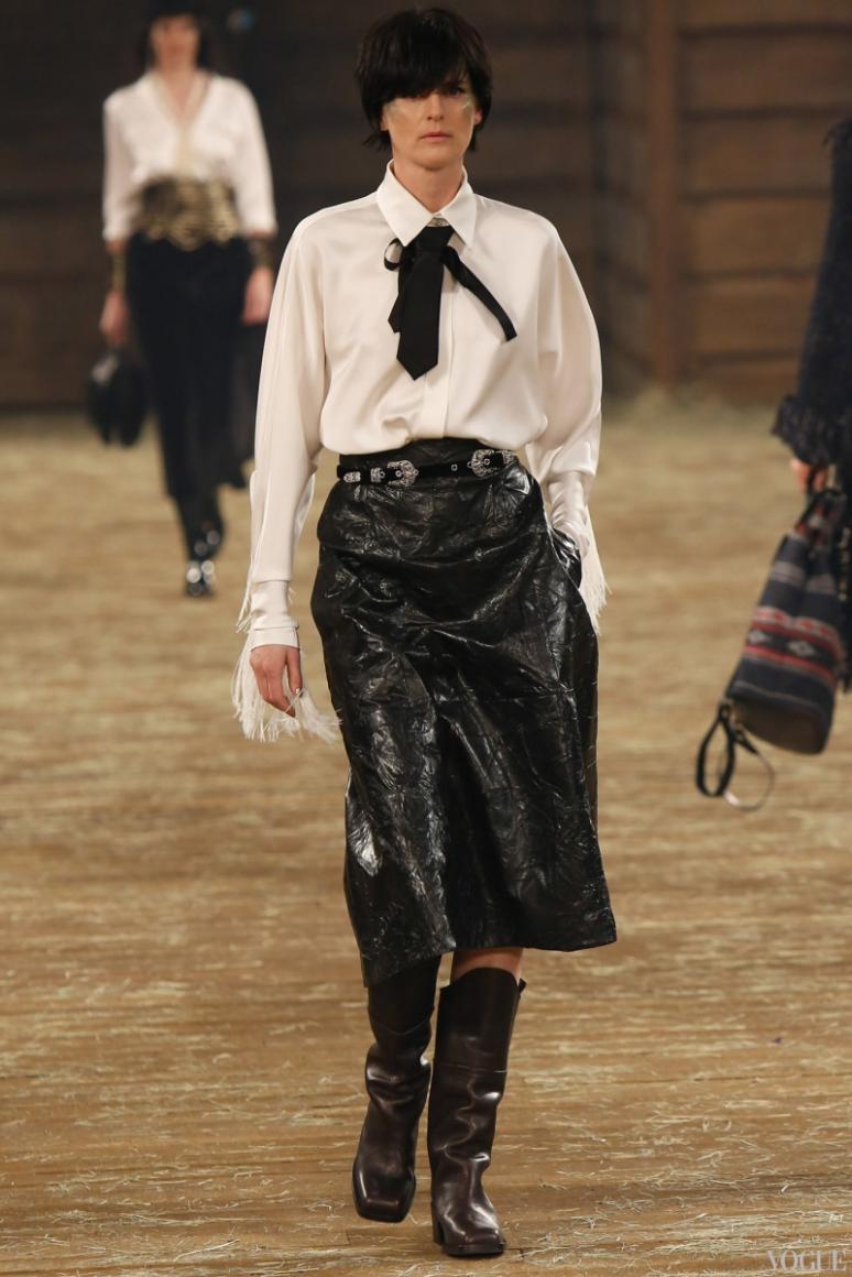 Chanel Couture весна-лето 2013 #25