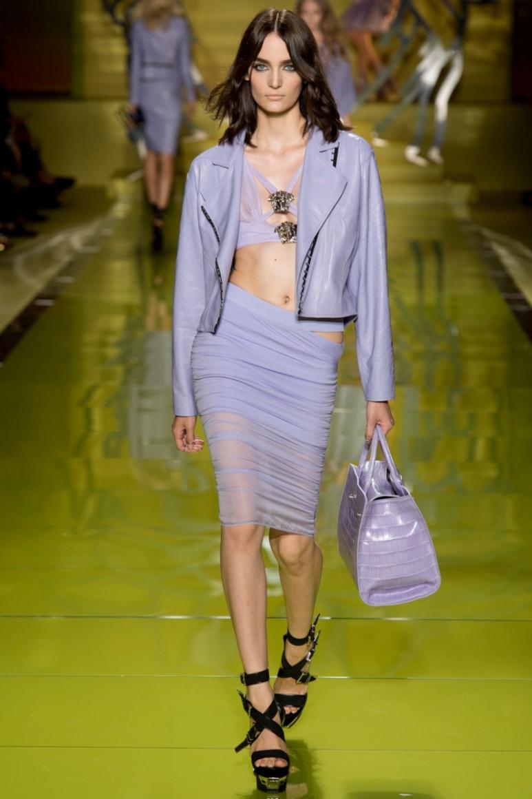 Versace весна-лето 2014 #32