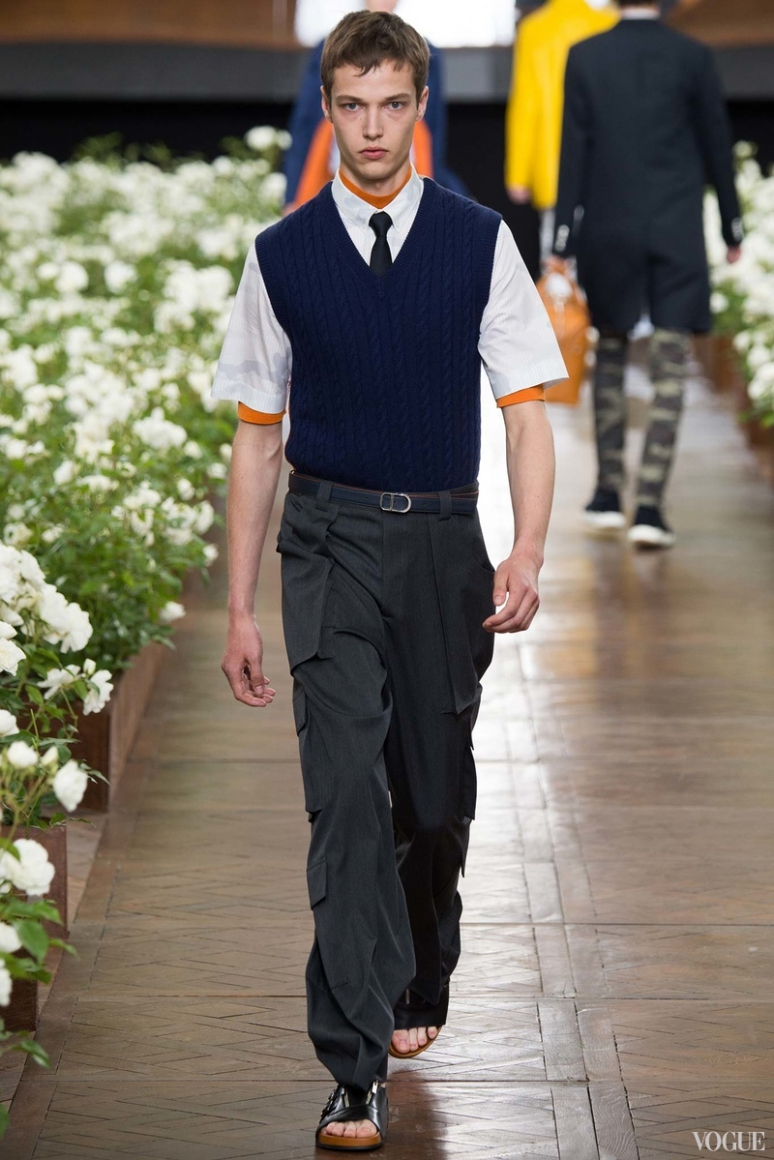 Dior Homme Menswear весна-лето 2016 #22