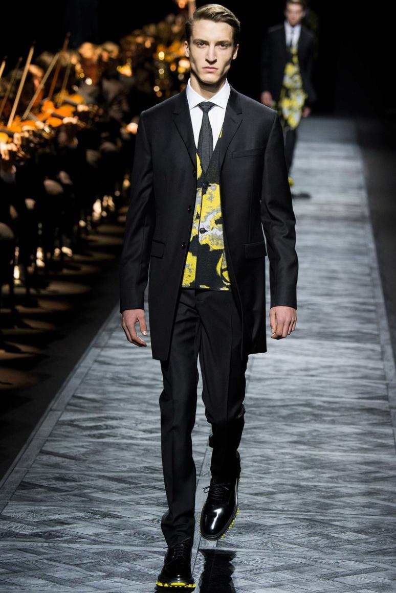 Dior Homme Menswear осень-зима 2015/2016 #7