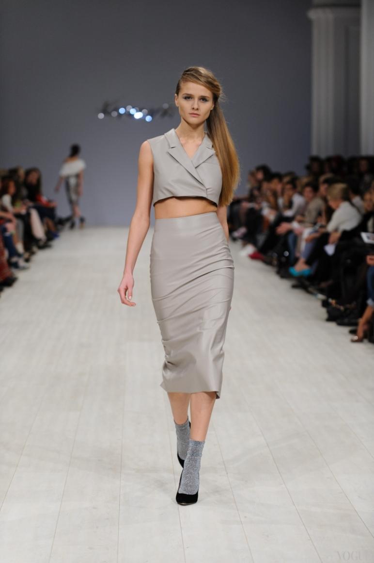 Ksenia Kireeva весна-лето 2014 #17