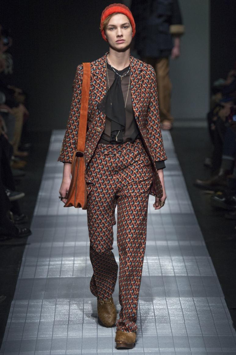 Gucci Menswear осень-зима 2015/2016 #15