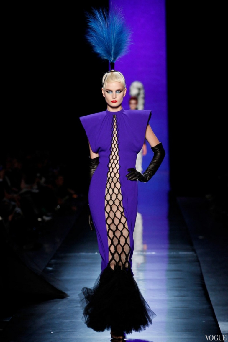 Jean Paul Gaultier Couture весна-лето 2014 #19