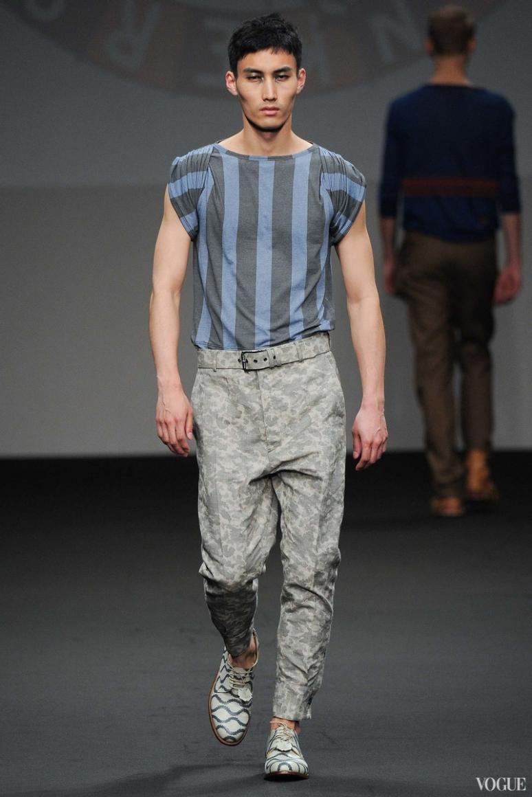 Vivienne Westwood Menswear весна-лето 2016 #15