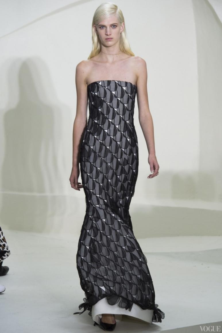 Christian Dior Couture весна-лето 2014 #11