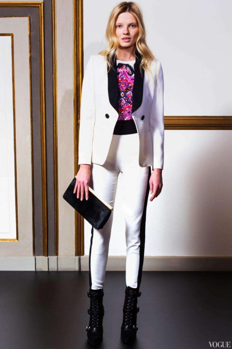 Emilio Pucci Couture весна-лето 2013 #27