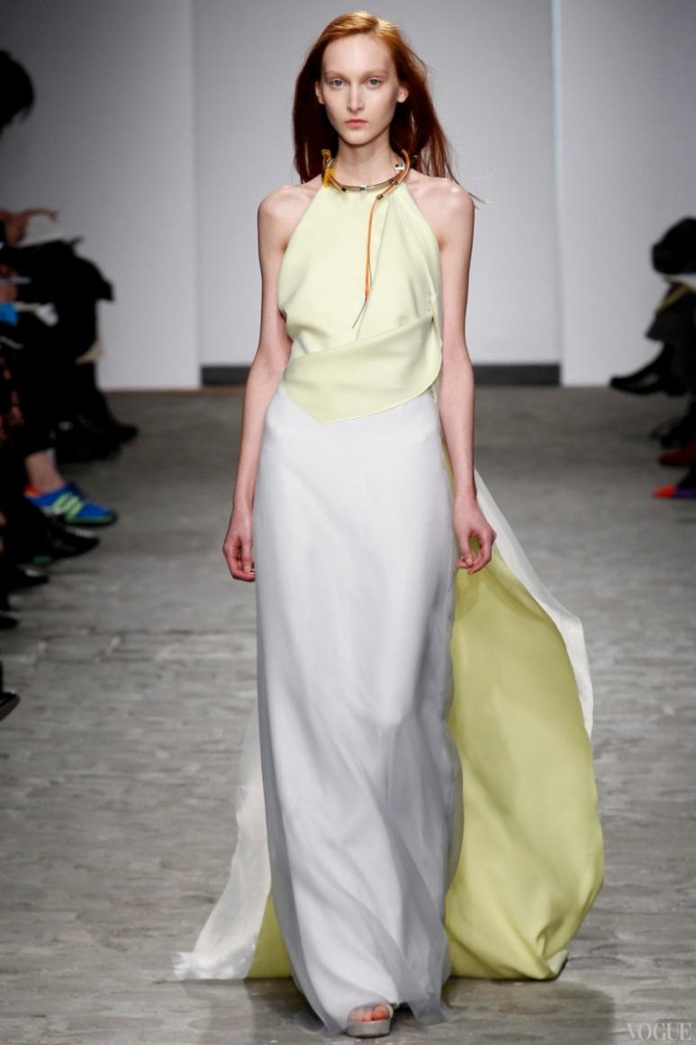 Vionnet Couture весна-лето 2014 #15