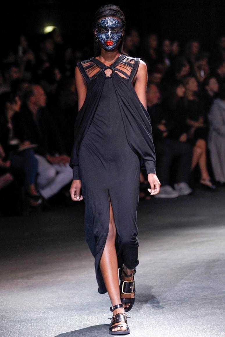 Givenchy весна-лето 2014 #14