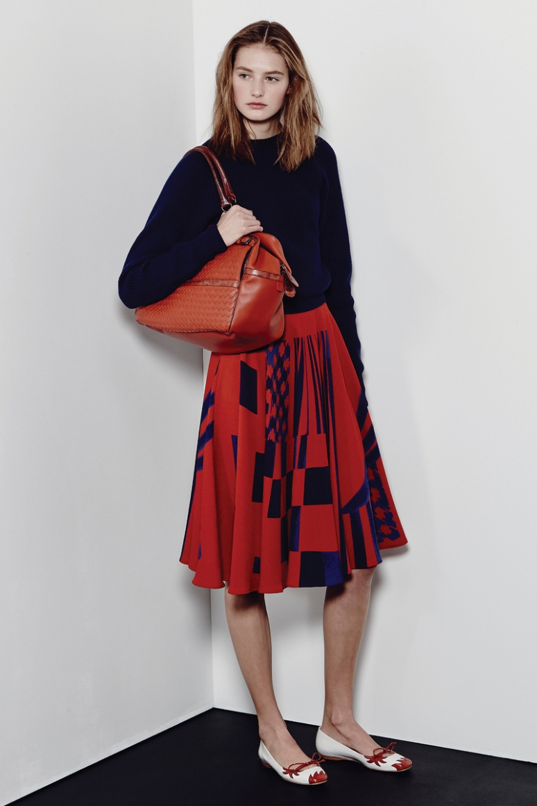 Bottega Veneta Pre-Fall 2015 #25