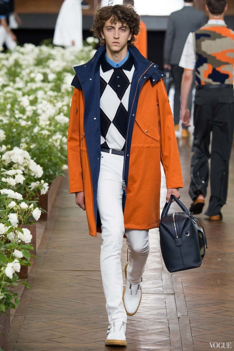 Dior Homme Menswear весна-лето 2016 #16